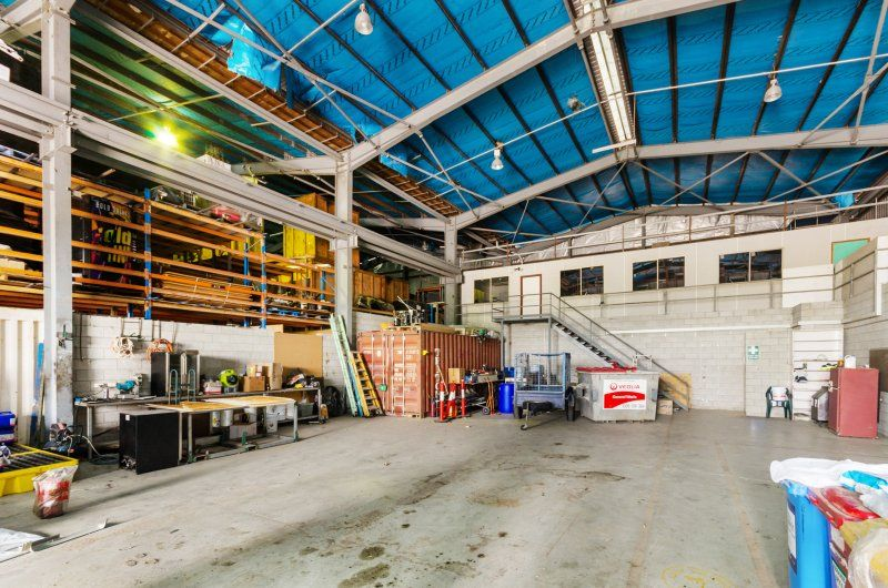 Versatile Industrial Facility with Drive Around Access