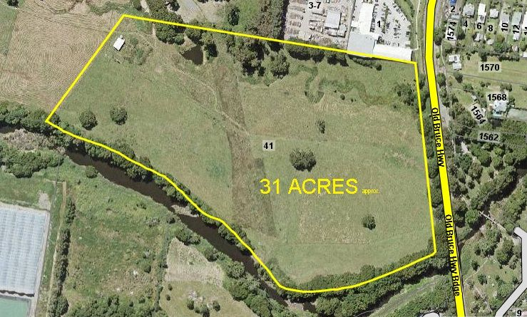Lot 261, 41 Old Gympie Road, Yandina QLD 4561