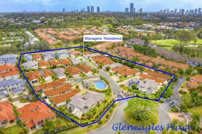 HOME IN GATED ESTATE WITH PAID CARETAKING CONTRACT
