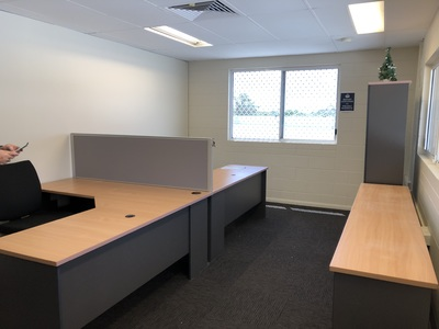 Secure Air-Conditioned Furnished Office Space - Smithfield