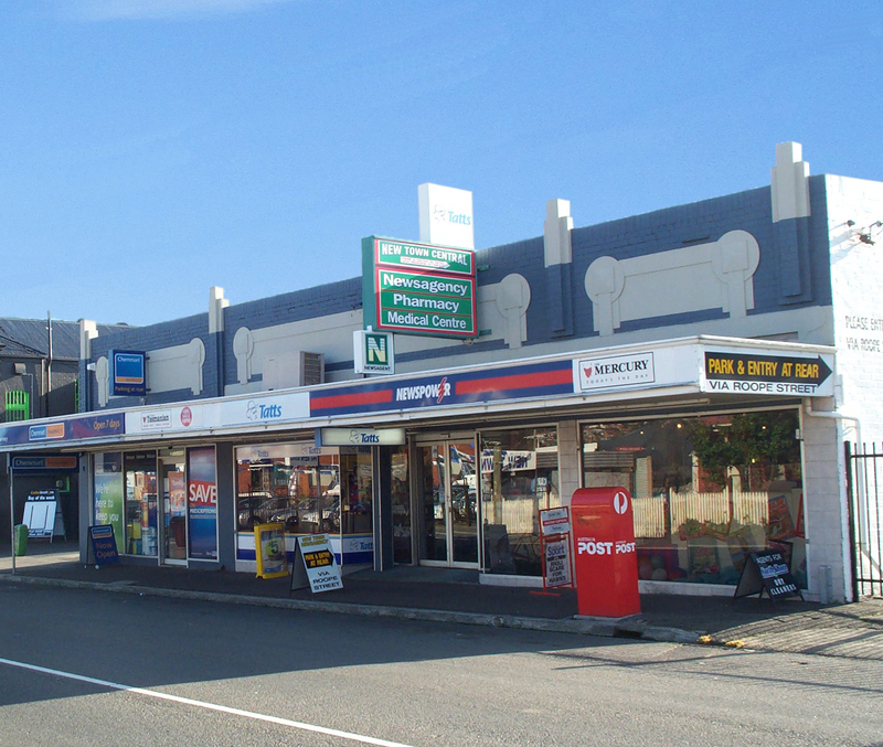 New Town Newsagency