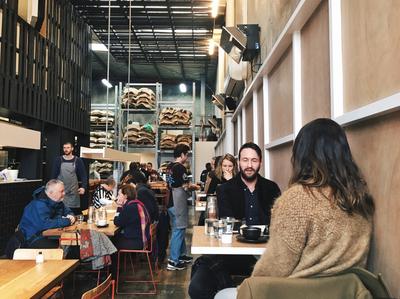 Fantastic Cafe in Melbourne CBD – Ref: 17730