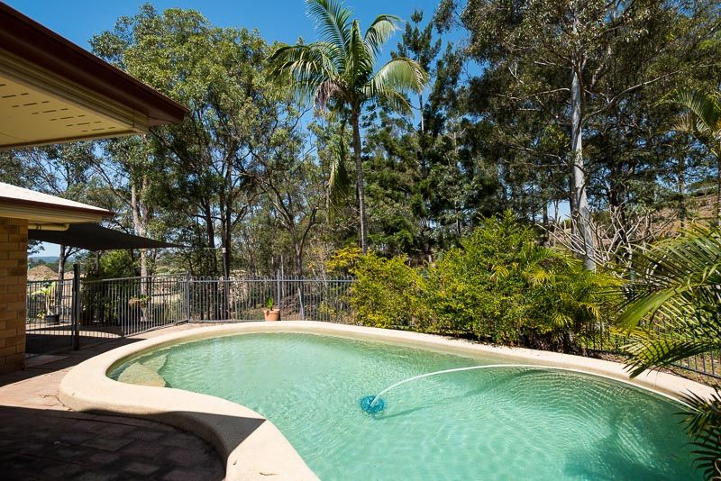 UNDER CONTRACT - Open Home Cancelled.Exercising Power of Sale - Present All Offers - Private 2.5 Acres, Good Dam, In Ground Pool, Plenty of Shed Space