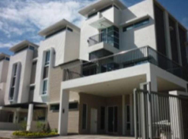 S6189A - Executive town house - C21