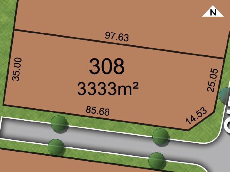Branxton Lot 308 Pin Oak Circuit
