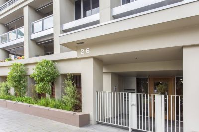 4B/2-6 Hurtle Square, Adelaide