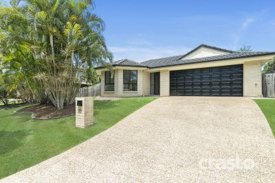 Immaculate & Modern Family Home with Huge Backyard in Prime Growth Location opposite Nature Reserve! Close to Pimpama Sports Hub! Caravan  Parking!