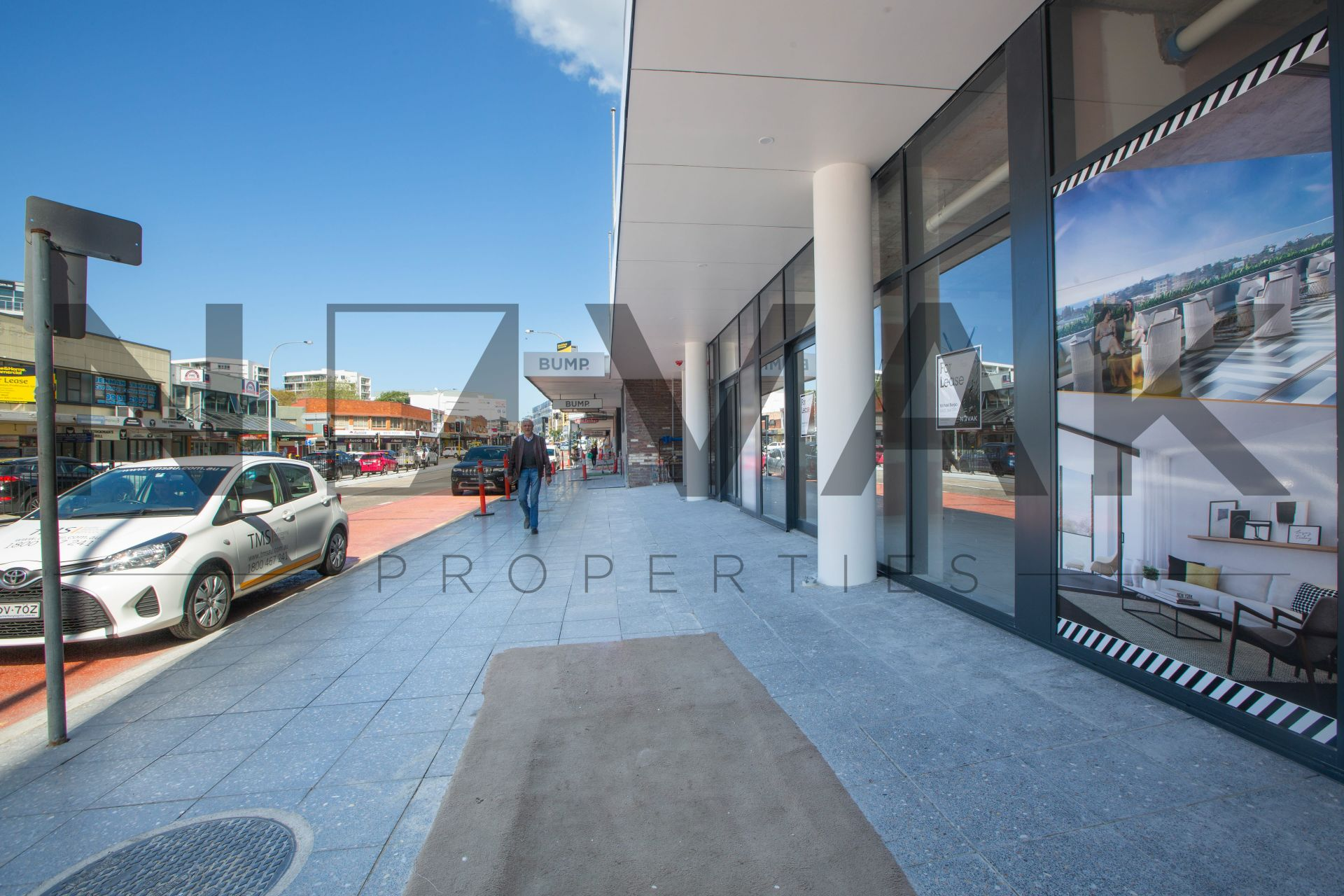NEW RETAIL SPACE, TRADEMARKING DEE WHY
