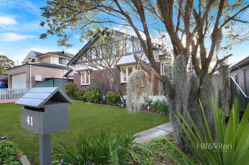 41 Kenneth Avenue, Kirrawee NSW 2232