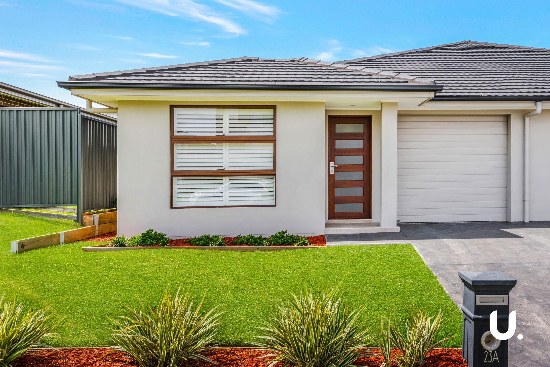 Gregory Hills 23A Tasman Street