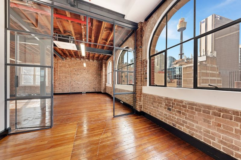 New York loft style offices