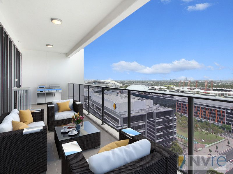 Sophisticated Olympic Park Living with Views
