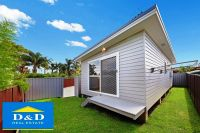 APPLICATION APPROVED! bright & fresh. near new 1 bedroom villa. modern design. walk to shops & station. 38a brier crescent quakers hill