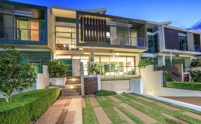 Investor Liquidates Waterfront Villa with Private Basement Garage