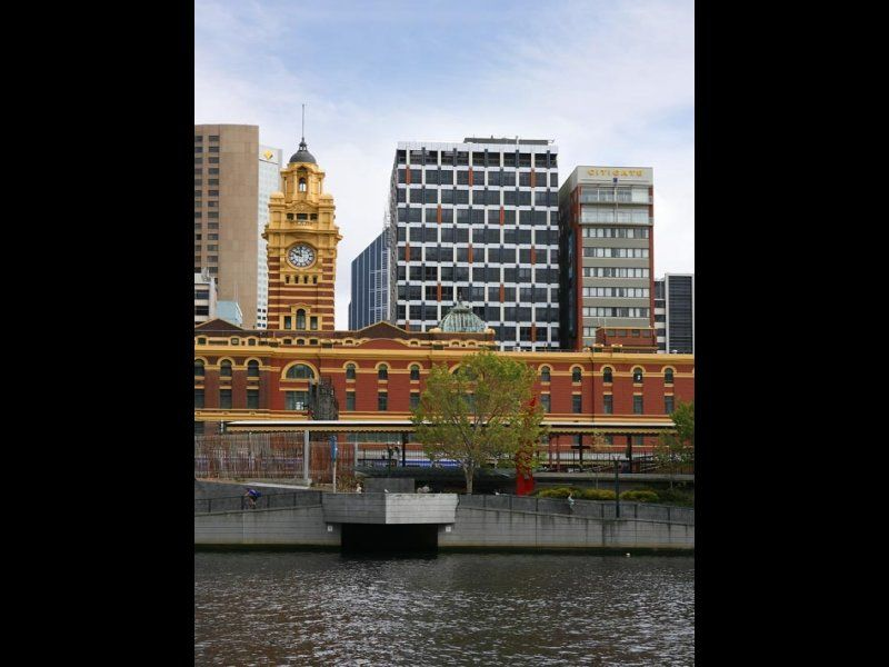 Fitted Space Directly Opposite Flinders Street Station