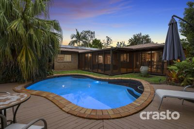 Impressively Renovated Family Home with Dual Living on 1007sqm block