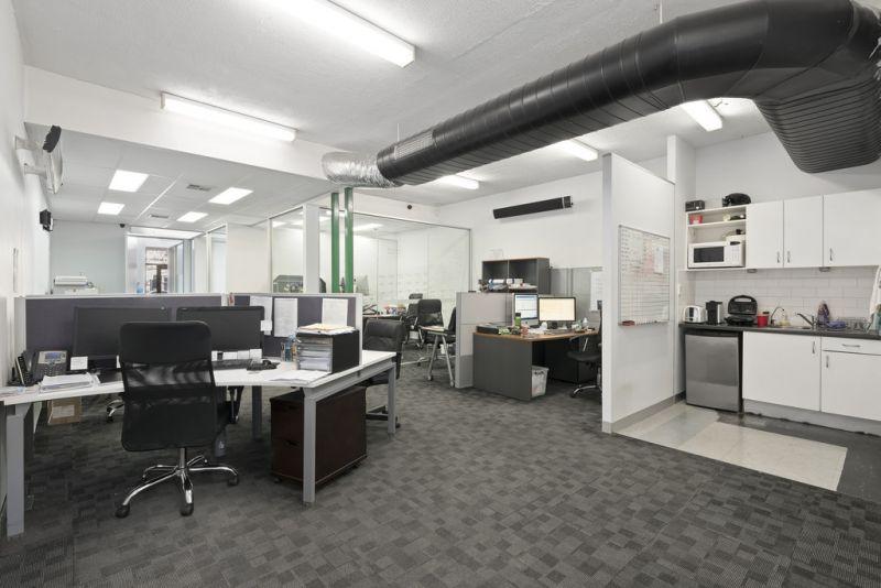 Affordable City Fringe Office