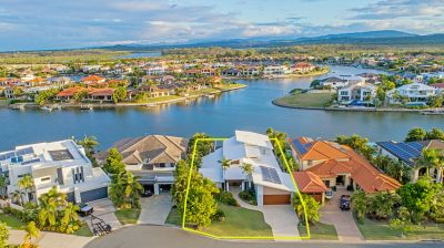 Architecturally Designed, Open to Wide Water