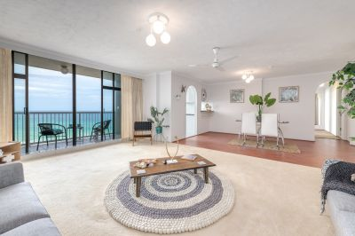 Absolute Beachfront Apartment In Beachpoint