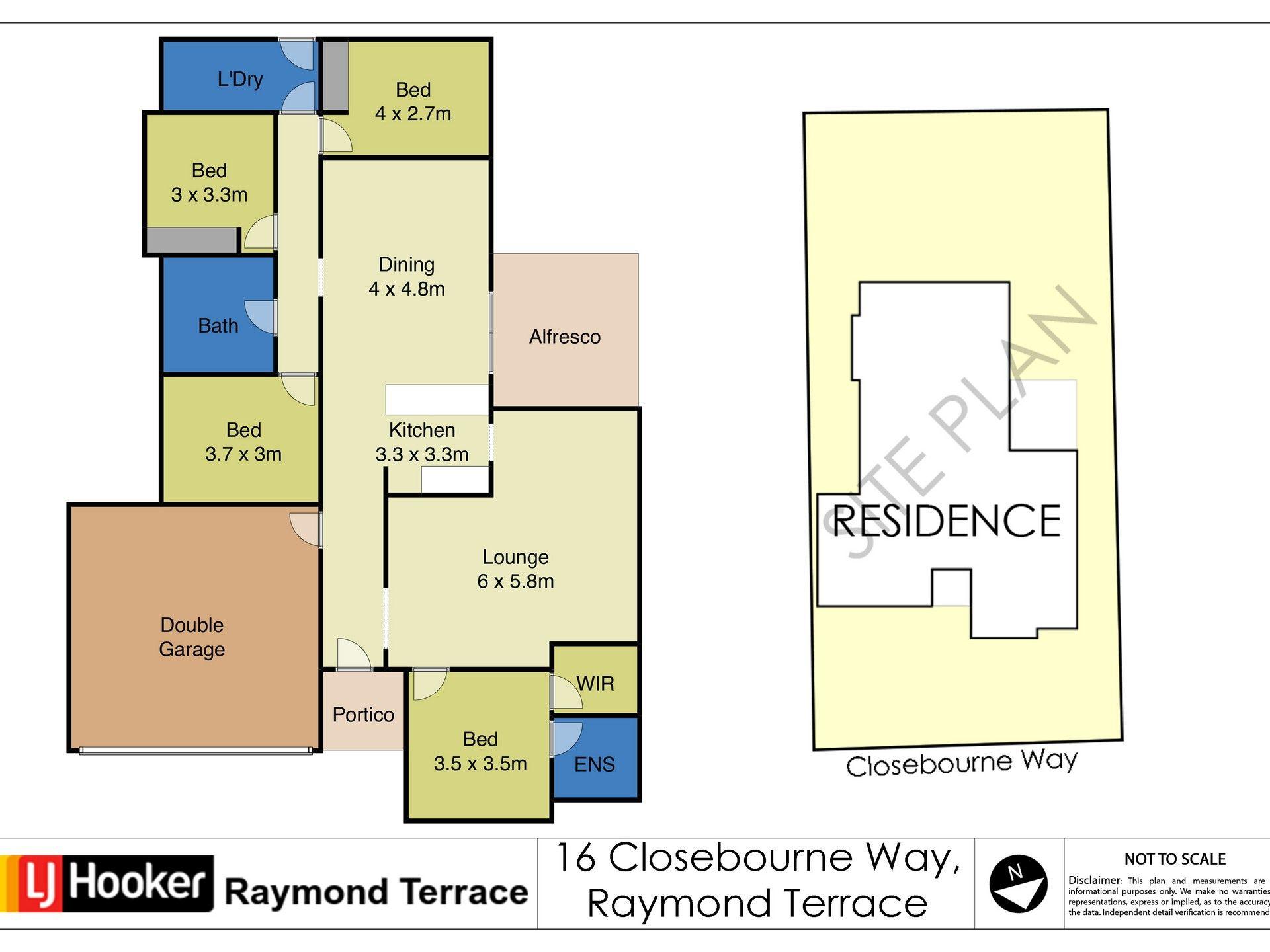 16 Closebourne Way RAYMOND TERRACE 2324