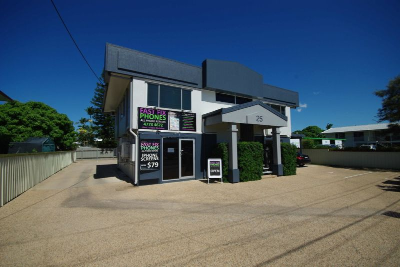 Freehold commercial property opposite Willows Shopping Centre
