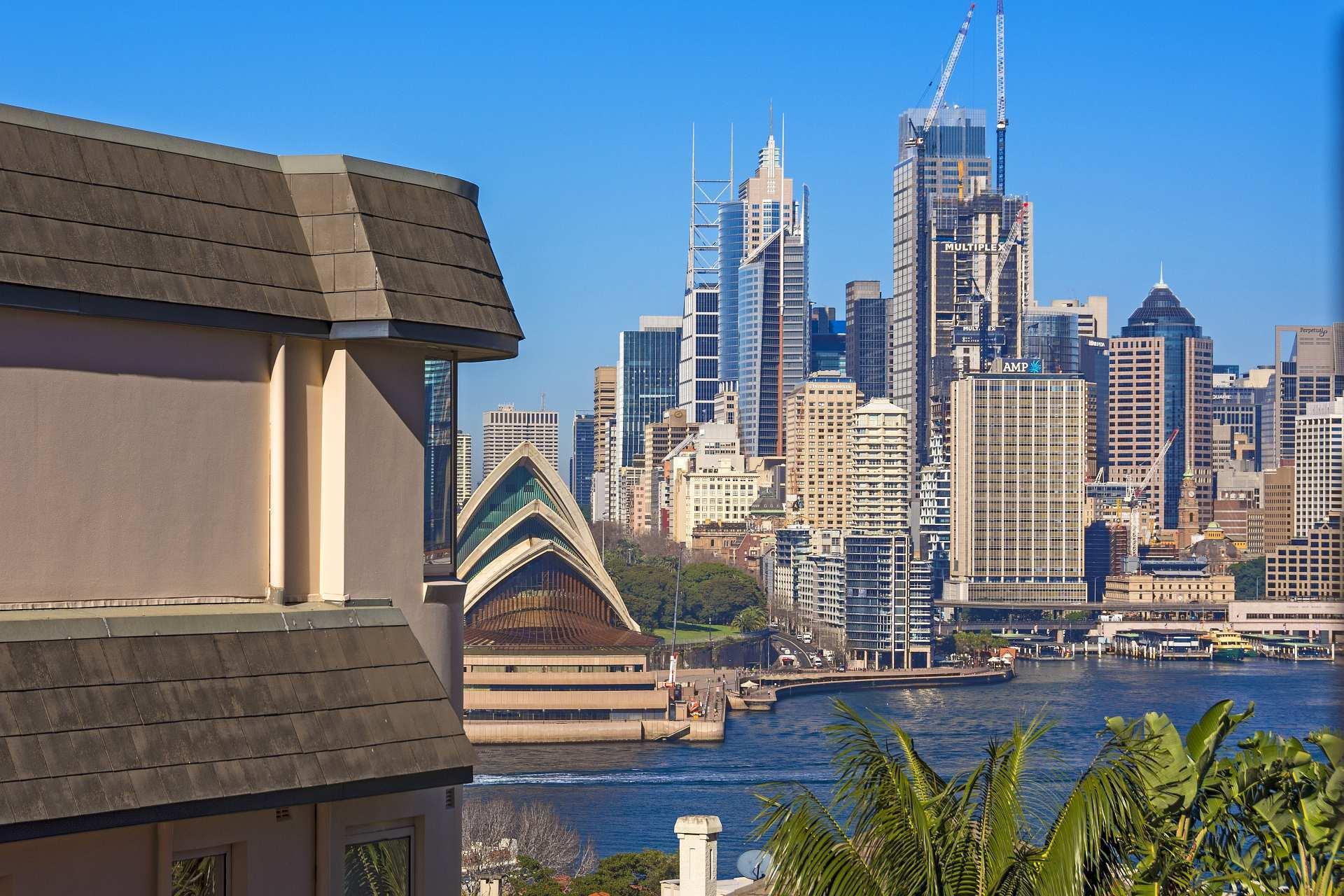 4/78  Upper Pitt Street, Kirribilli NSW 2061
