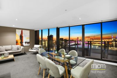 A Docklands Jewel With Breathtaking Harbour Views
