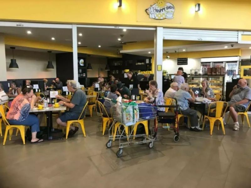 SUCCESSFUL AWARD-WINNING CITY-STYLE CAFE IN NORTHAM