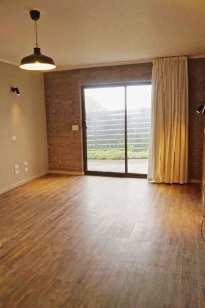 Freshly renovated studio style apartment