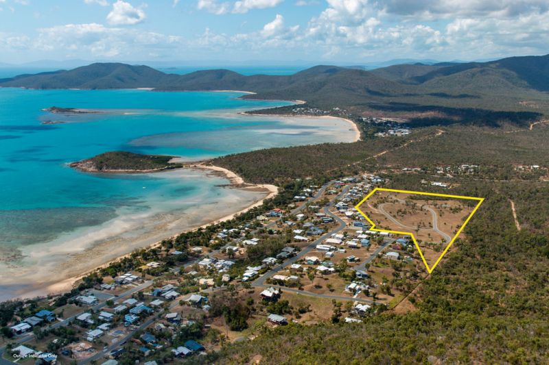 41 Completed Residential Lots | Whitsundays Township