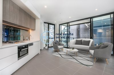 Live in St Leonards Square in a Brand New 1-Bedroom Apartment