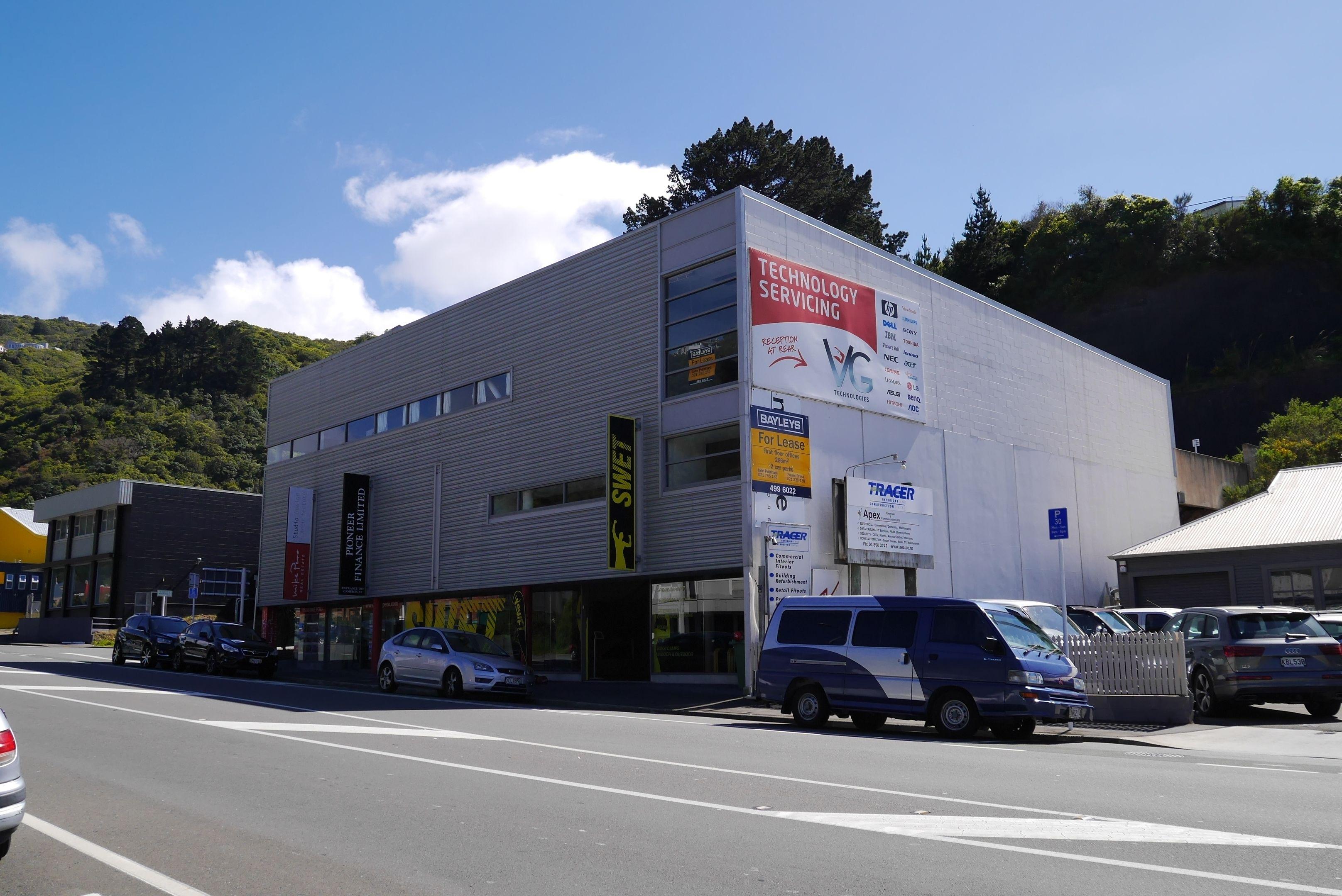 22-30 Kaiwharawhara Road, Kaiwharawhara