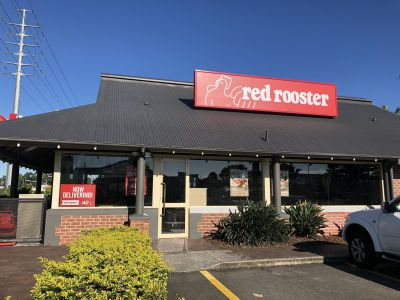 Red Rooster GOLD COAST-For Sale Drive Thru Food Business