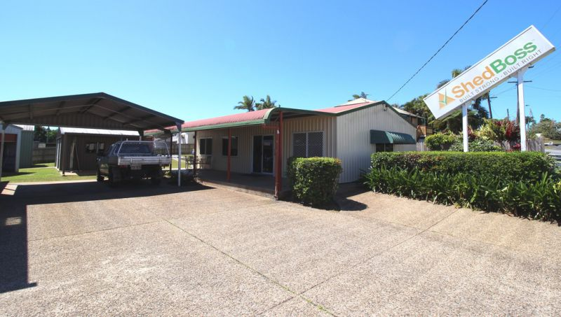 Freehold Site Fully Tenanted, Main Arterial Road - Innisfail