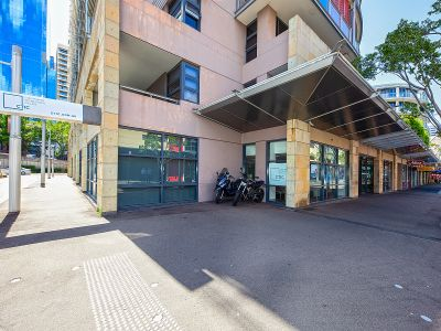 MUST BE SOLD! Ground floor retail investment, King Street Wharf Precinct