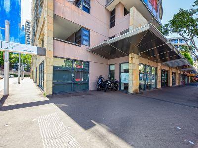 Ground floor retail investment - King Street Wharf Precinct.