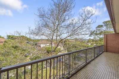 LARGE TWO BEDROOM APARTMENT WITH TWO ENORMOUS BALCONIES!