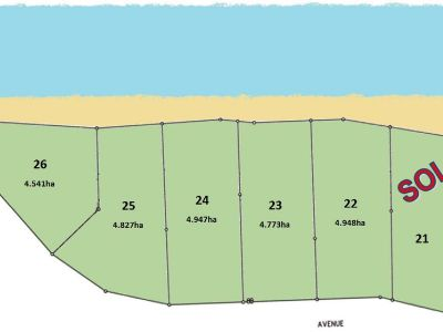 LOTS 22, 23, 26 CATHEDRAL AVENUE, PARKFIELD - ONLY 3 LOTS REMAIN!!
