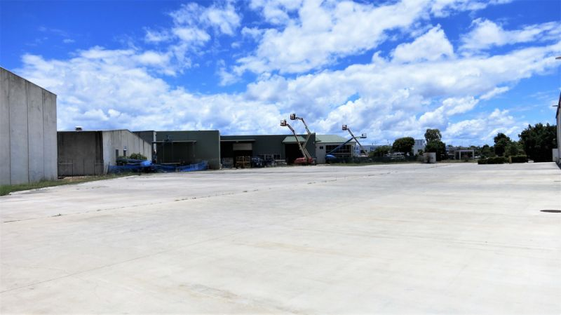 Ventilated Warehouse Facility To Suit Larger Operator