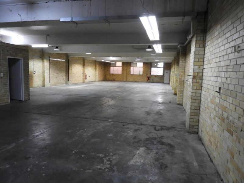 EXPANSIVE WAREHOUSE SPACE