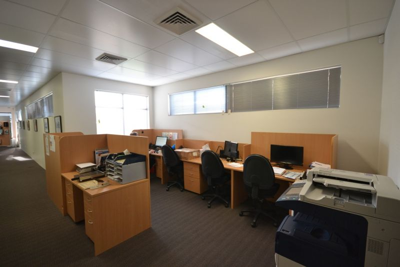 126sqm office directly opposite Belmont Forum