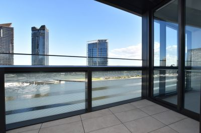 883 Collins: Fabulous BRAND NEW Two Bedroom Apartment in Docklands!