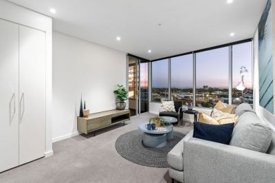 Sunset views, great space, and sleek Forge luxury