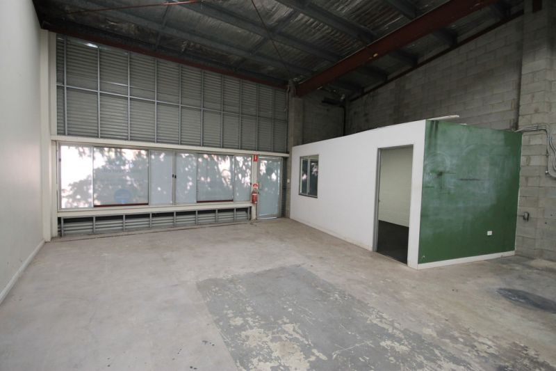 139Sqm* Industrial Unit With Street Frontage