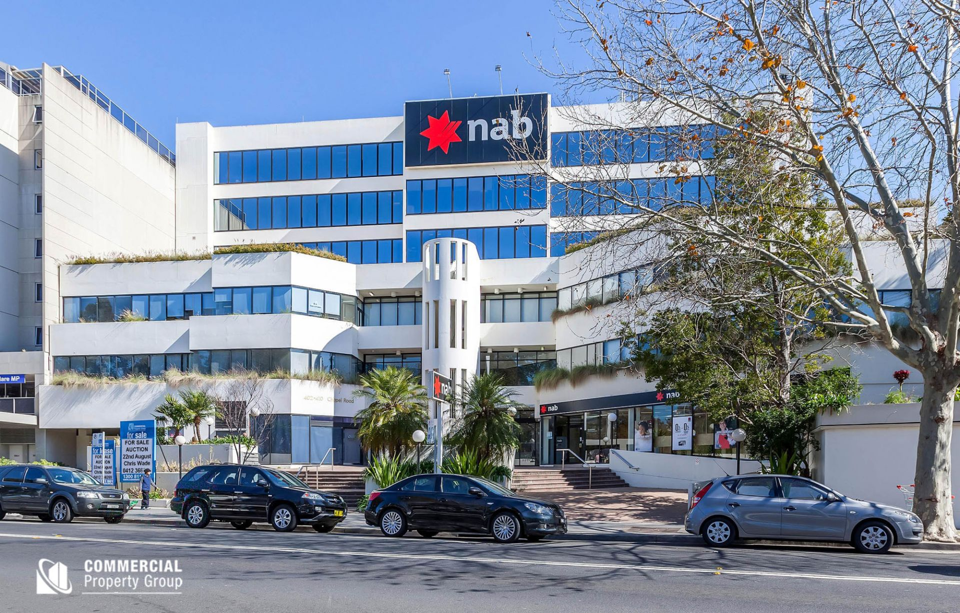 HIGH QUALITY - 221m² OFFICE