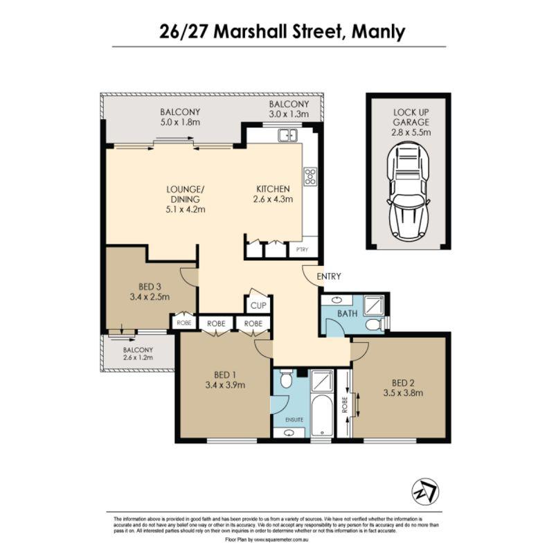 26/27-29 Marshall Street Manly 2095