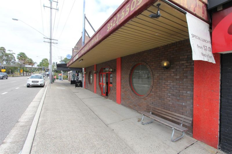 LEASED BY RYAN MCMAHON & CARL PEARCE - PRIME HIGHWAY POSITION SHOWROOM