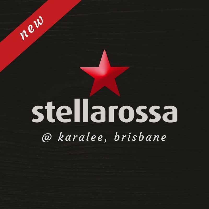 New Stellarossa Cafe - Karalee Shopping Village, Karalee, Qld