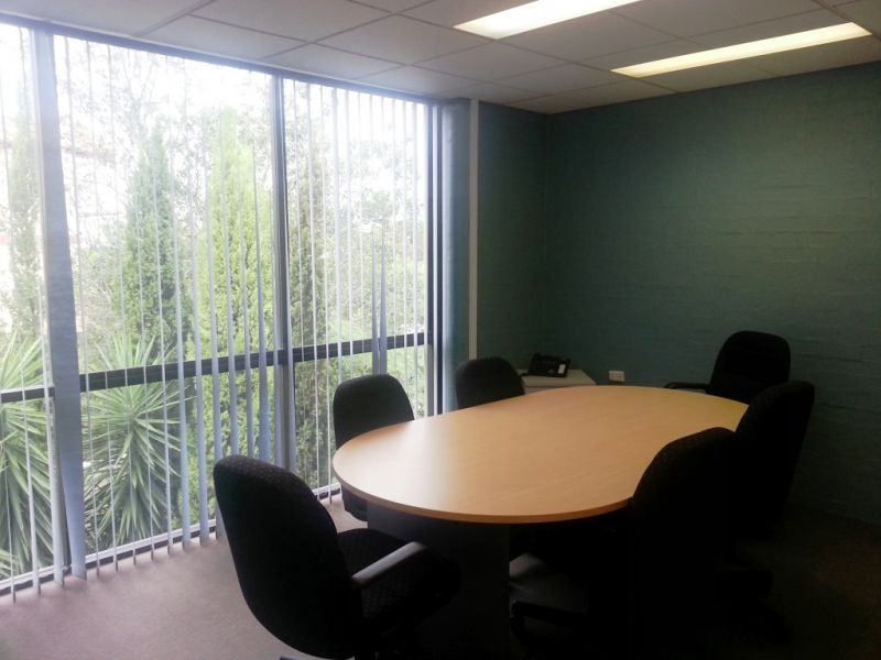 111m² ASCOT FITTED OFFICE
