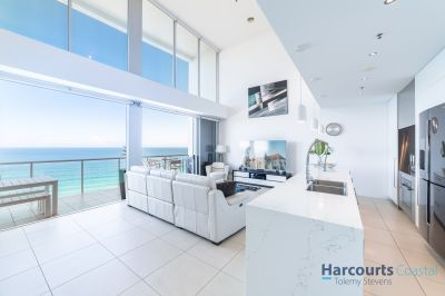 Luxurious Beachfront Sky-Home Must Be Sold